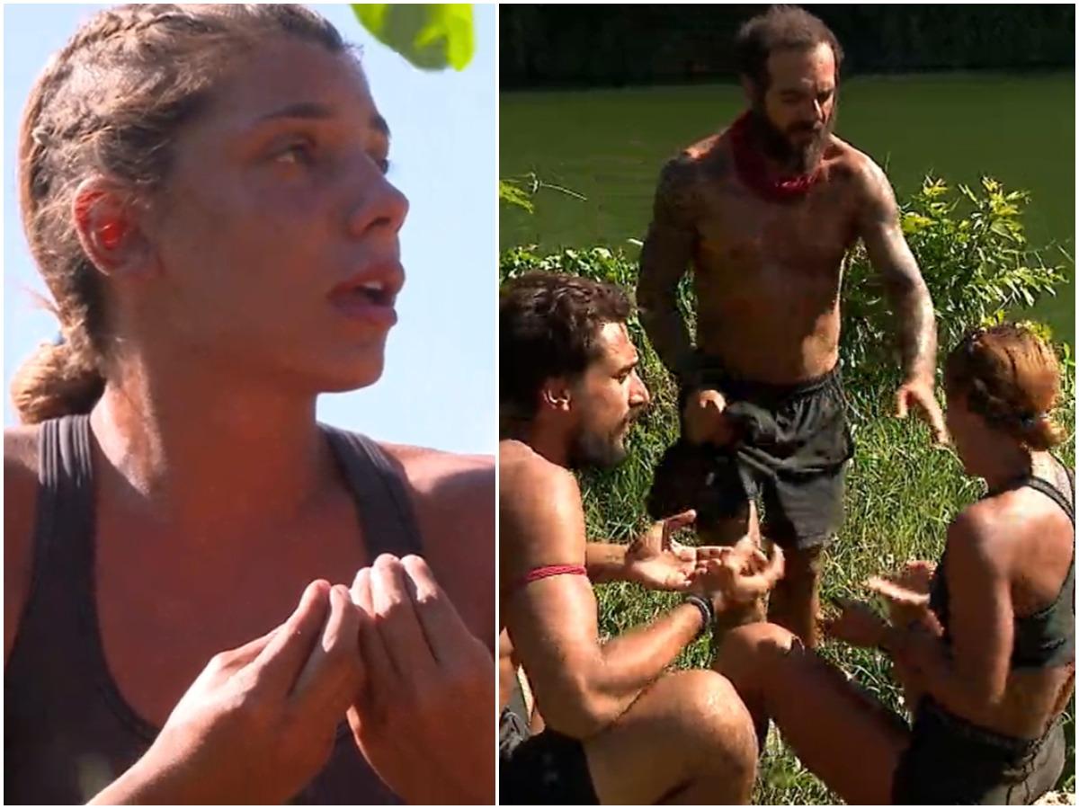 Survivor: Άστραψε και βρόντηξε η Μαριαλένα! Ο έντονος καβγάς με τον Σάκη – Τη δίκασε το Twitter