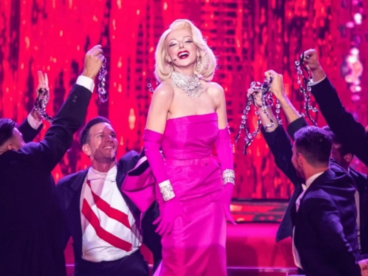 YFSF – Ημιτελικός: Η Μπέττυ Μαγγίρα έκλεψε την παράσταση ως Marilyn Monroe