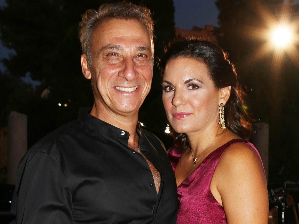 Η Όλγα Κεφαλογιάννη και ο Μίνως Μάτσας παντρεύτηκαν – Φωτογραφία