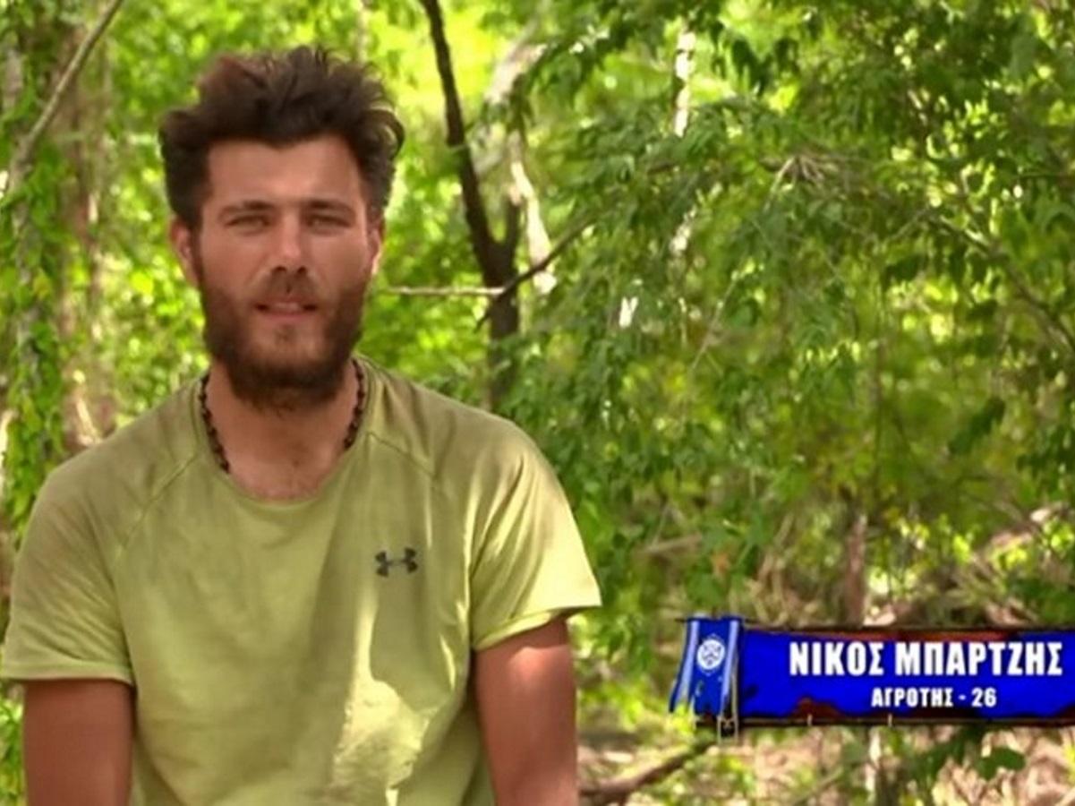 Survivor – Νίκος Μπάρτζης: Έχει μεταφερθεί σε ξενοδοχείο – Η παρέμβαση του Ατζούν για να παραμείνει στο παιχνίδι