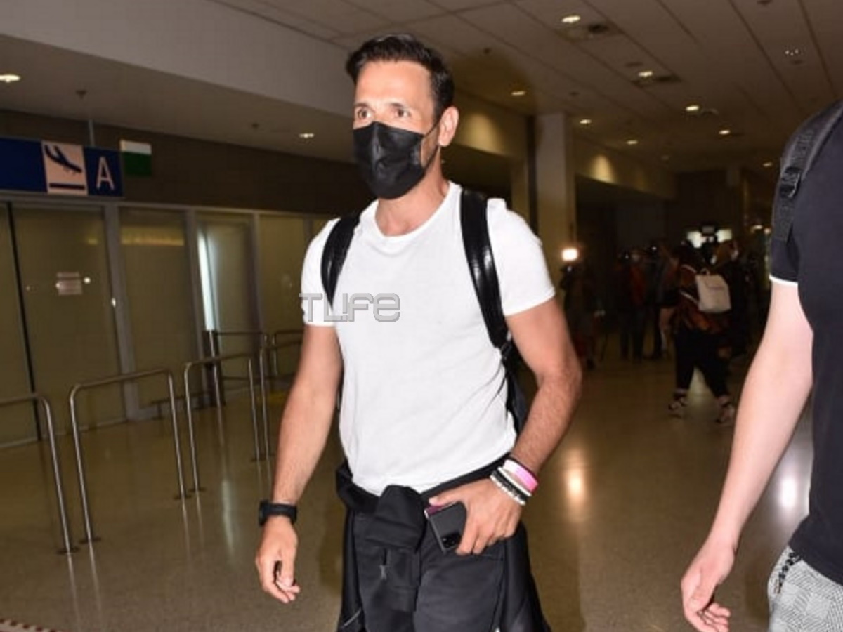 Νίκος Βέρτης: Επιστροφή στην Ελλάδα μετά τους βομβαρδισμούς στο Τελ Αβίβ – Οι πρώτες του δηλώσεις