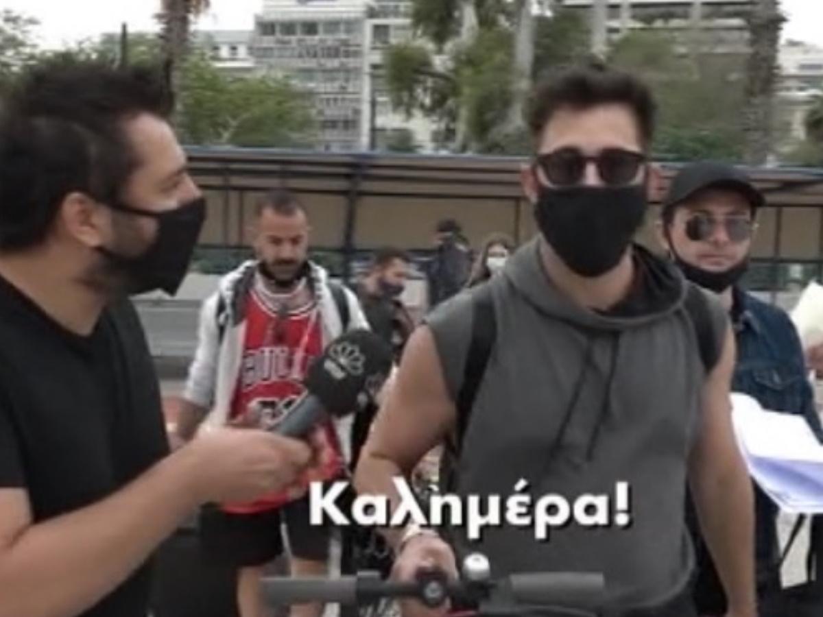 Γιώργος Λιβάνης: Πως αντέδρασε όταν τον ρώτησαν αν θα ταξιδέψει στον Άγιο Δομίνικο