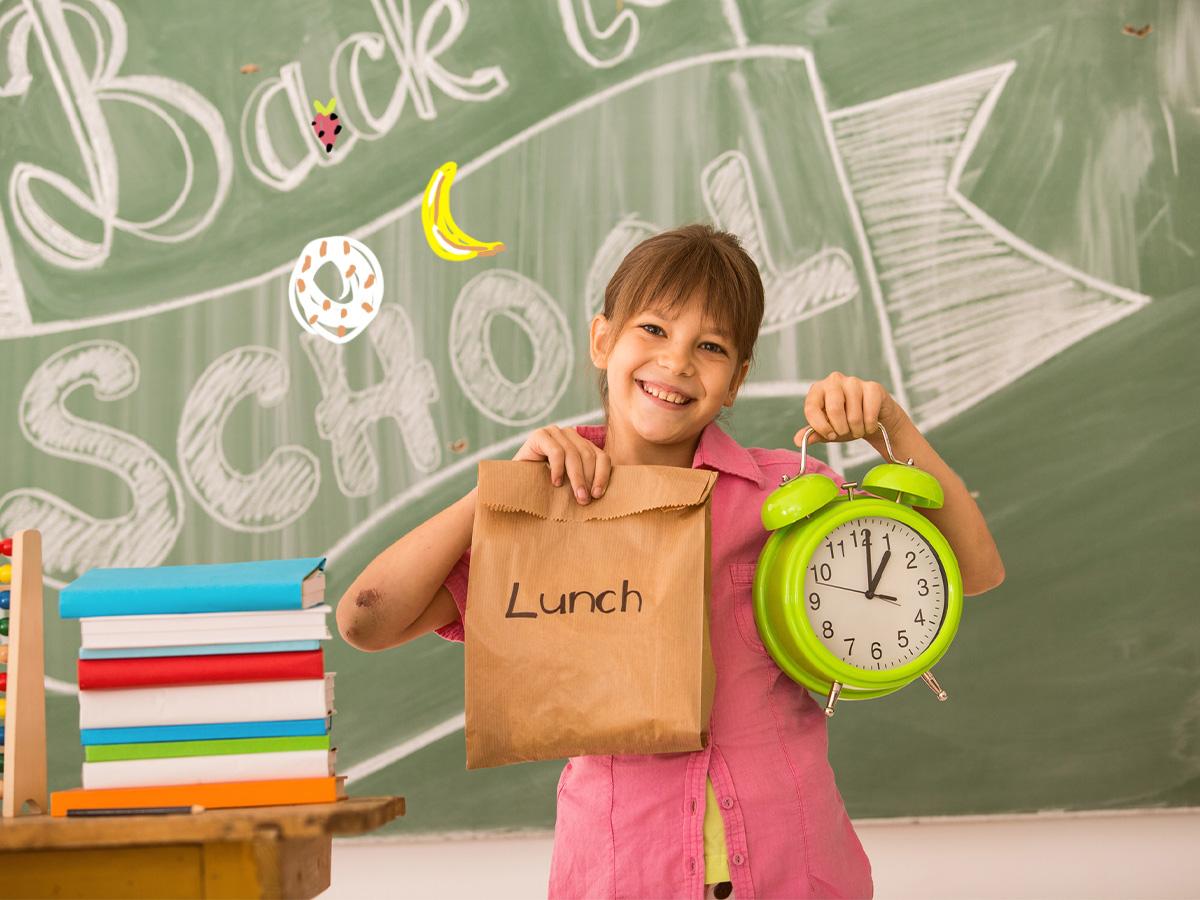 Επιστροφή στο σχολείο: Μερικές έξυπνες ιδέες για κολατσιό