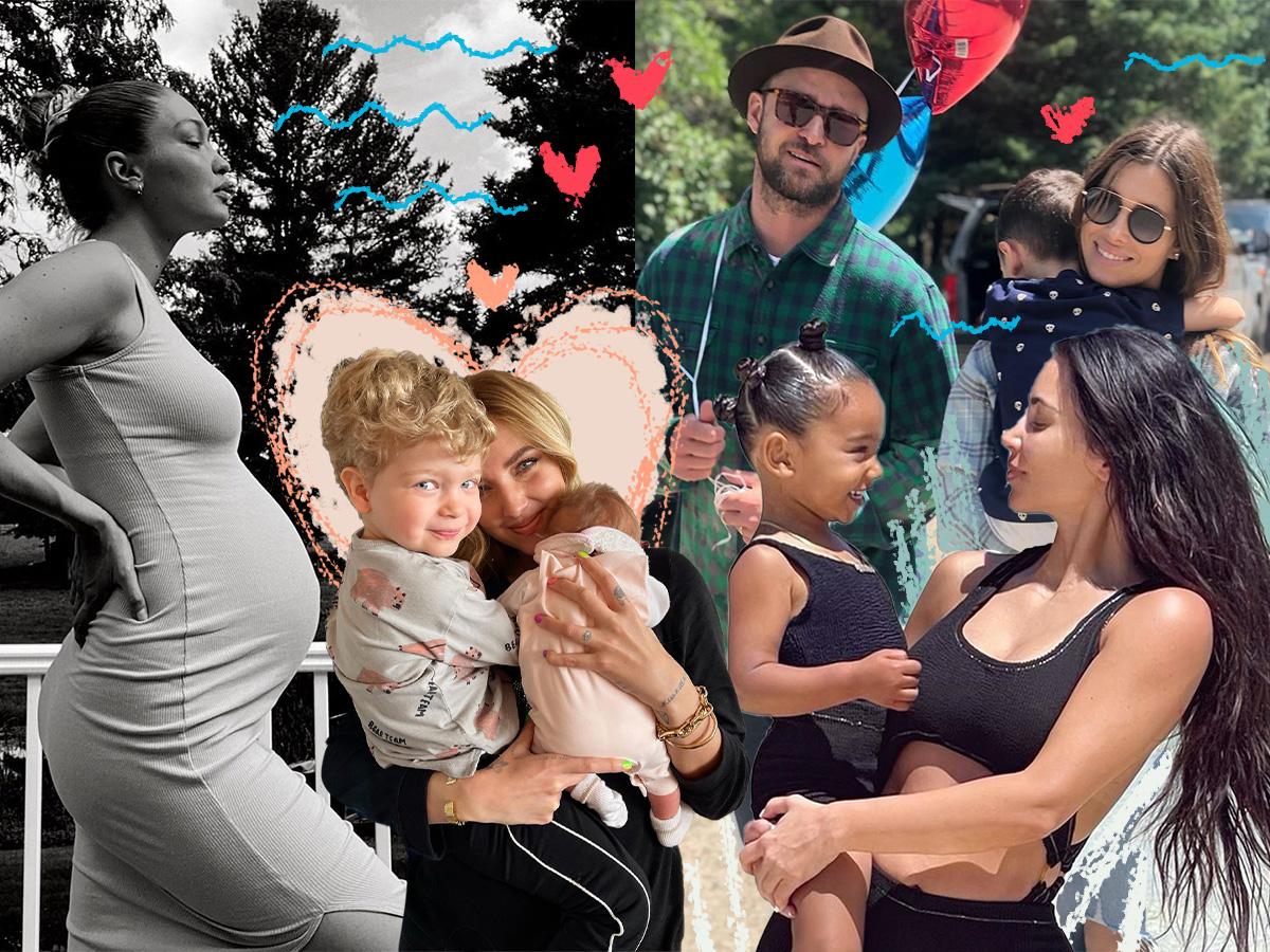 Γιορτή της Μητέρας: 7 διάσημες μαμάδες μιλούν για τον πιο σημαντικό ρόλο της ζωής τους