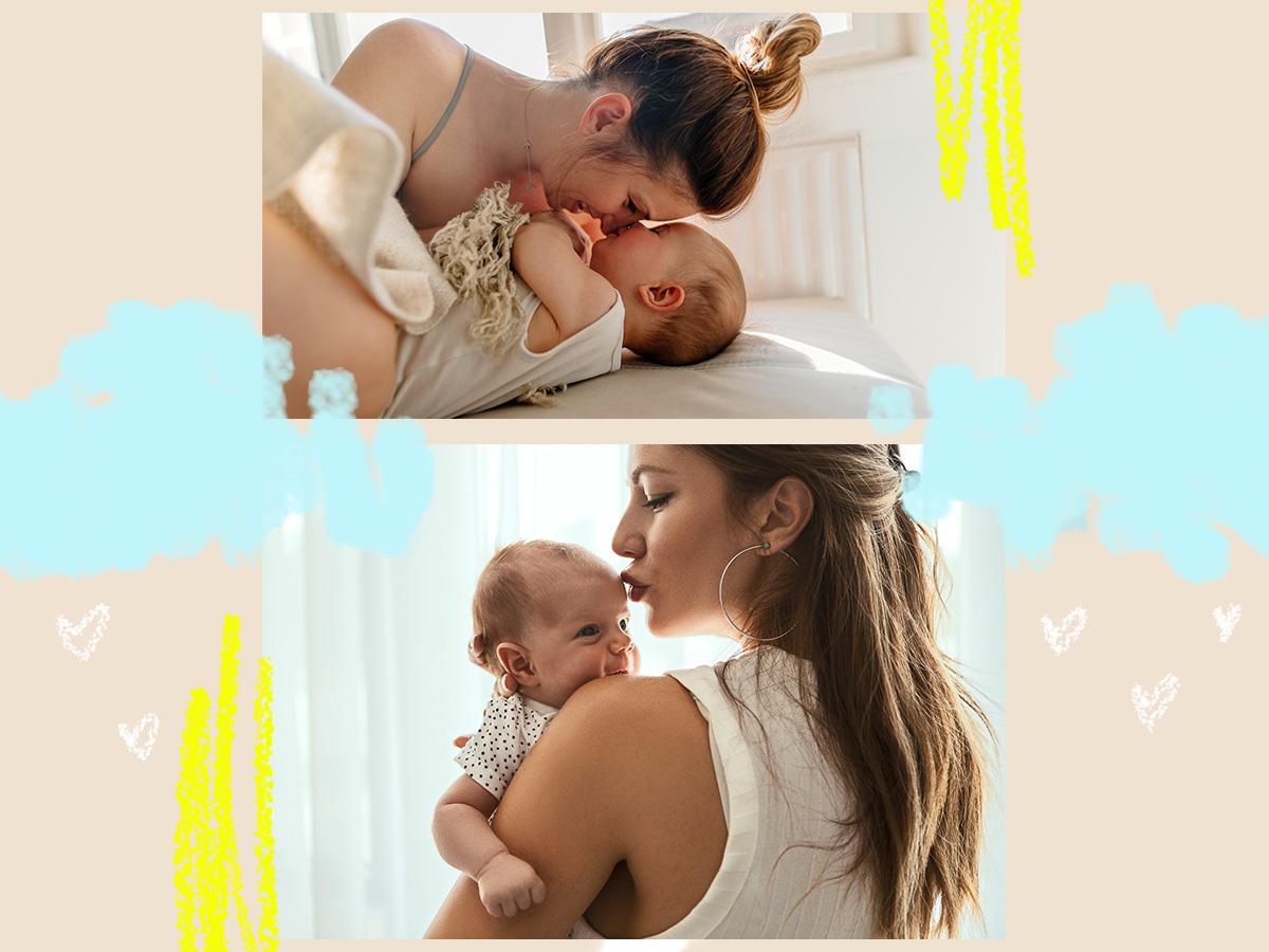 5 τρόποι να δεθείς ακόμα περισσότερο με το μωρό σου