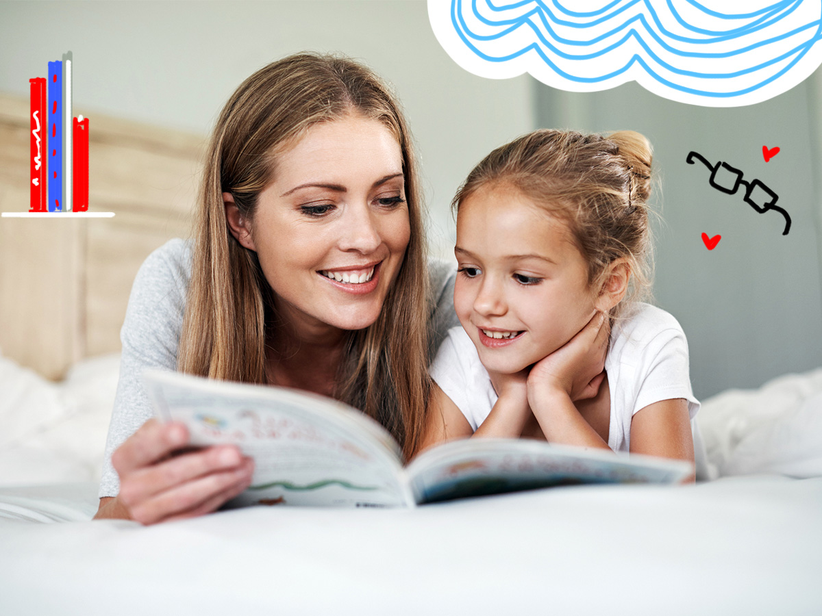 Πώς θα αναθερμάνεις τη σχέση του παιδιού σου με το διάβασμα