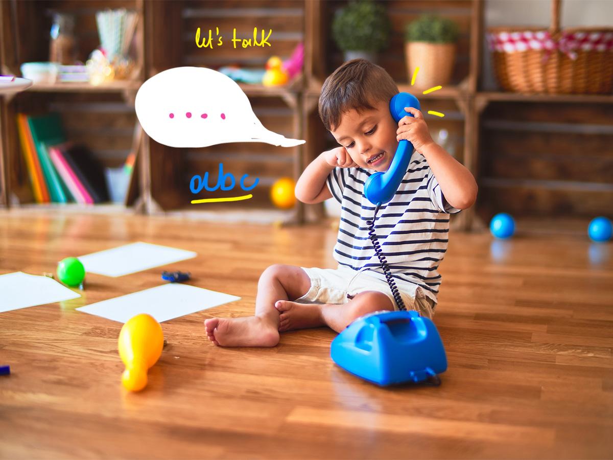 5 τρόποι να βοηθήσεις το παιδί σου να αναπτύξει την ομιλία του