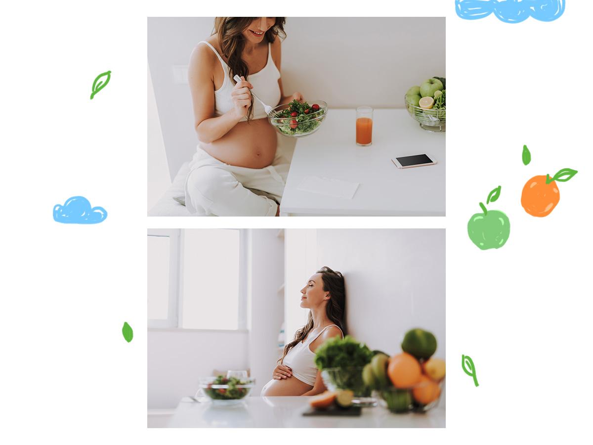 5 υγιεινές διατροφικές συνήθειες που μπορείς να κρατήσεις και μετά την εγκυμοσύνη