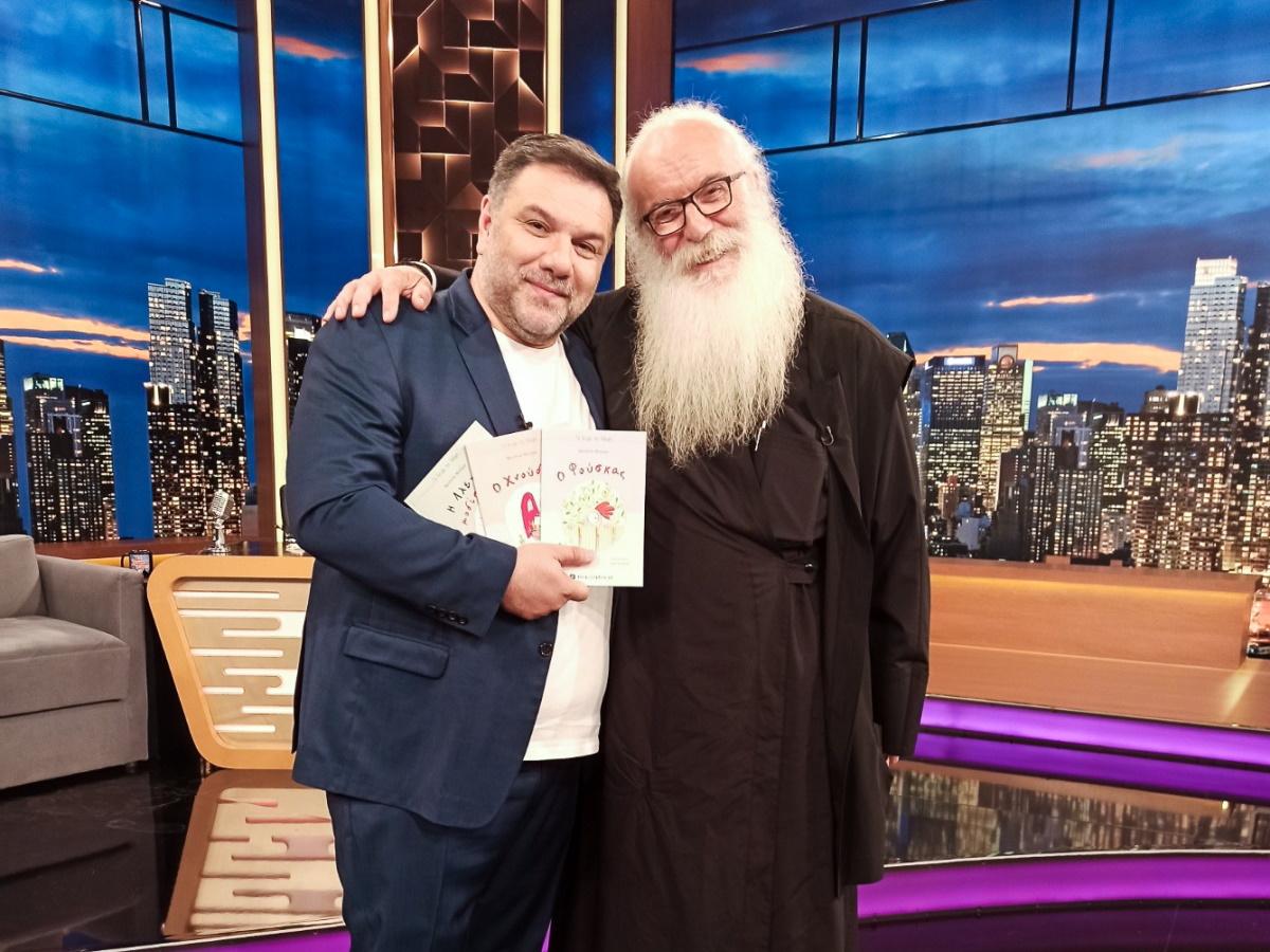 Πατήρ Χρήστος Μήτσιος: Ο εκπληκτικός ιερέας που εξομολογεί νέους με κιθάρες και ποτά