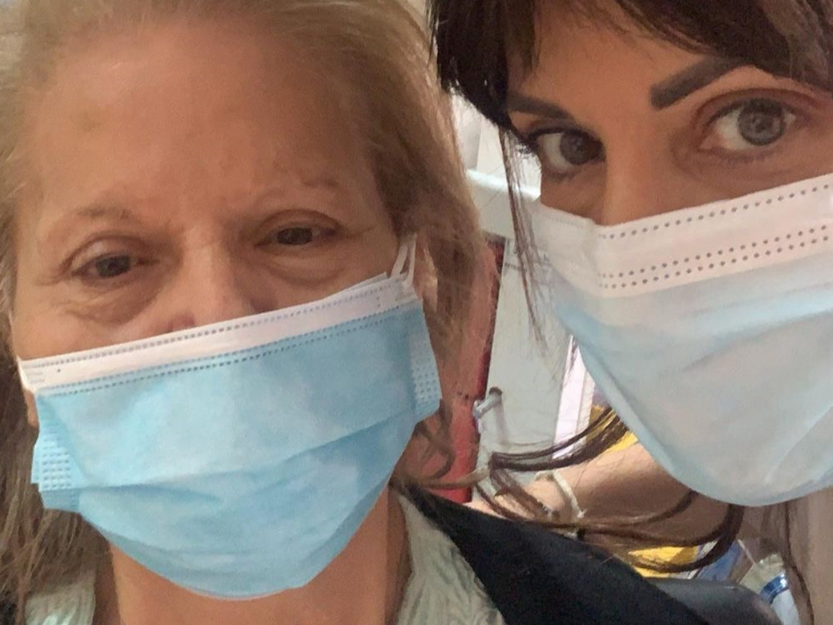 Σοφία Παυλίδου: Στο νοσοκομείο η μητέρα της – Το συγκινητικό μήνυμα της ηθοποιού