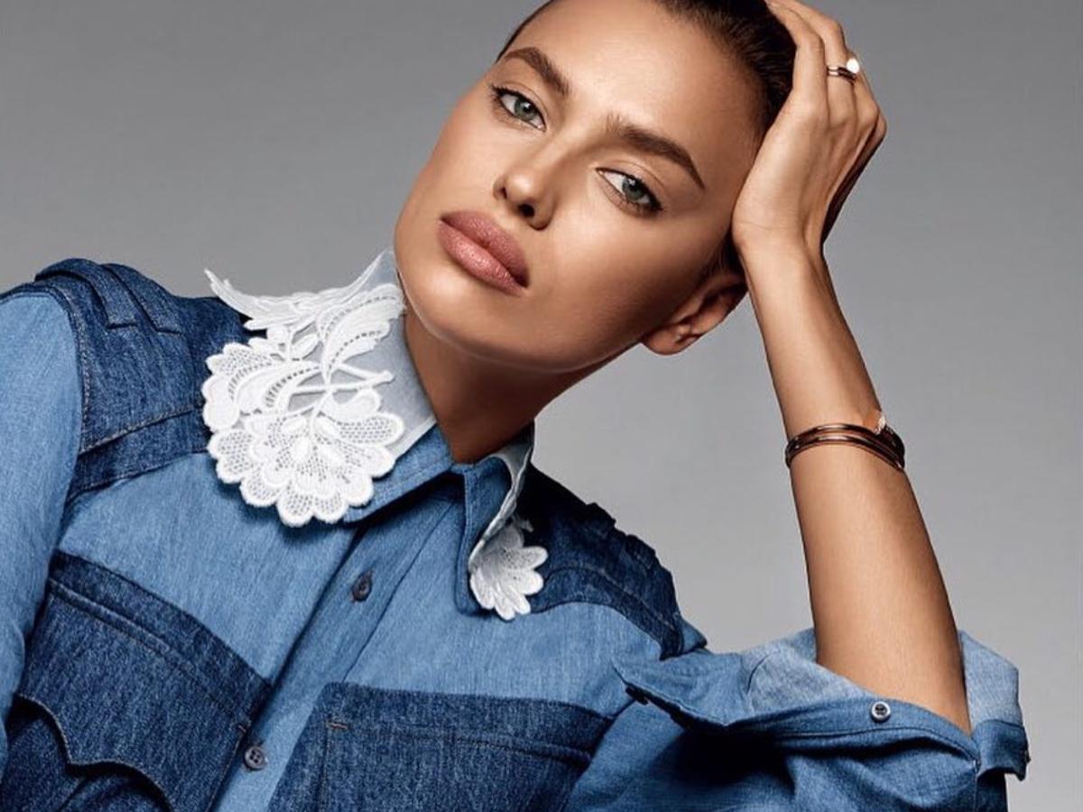 Irina Shayk: Πως φοράει ένα top model το τζιν του τώρα;