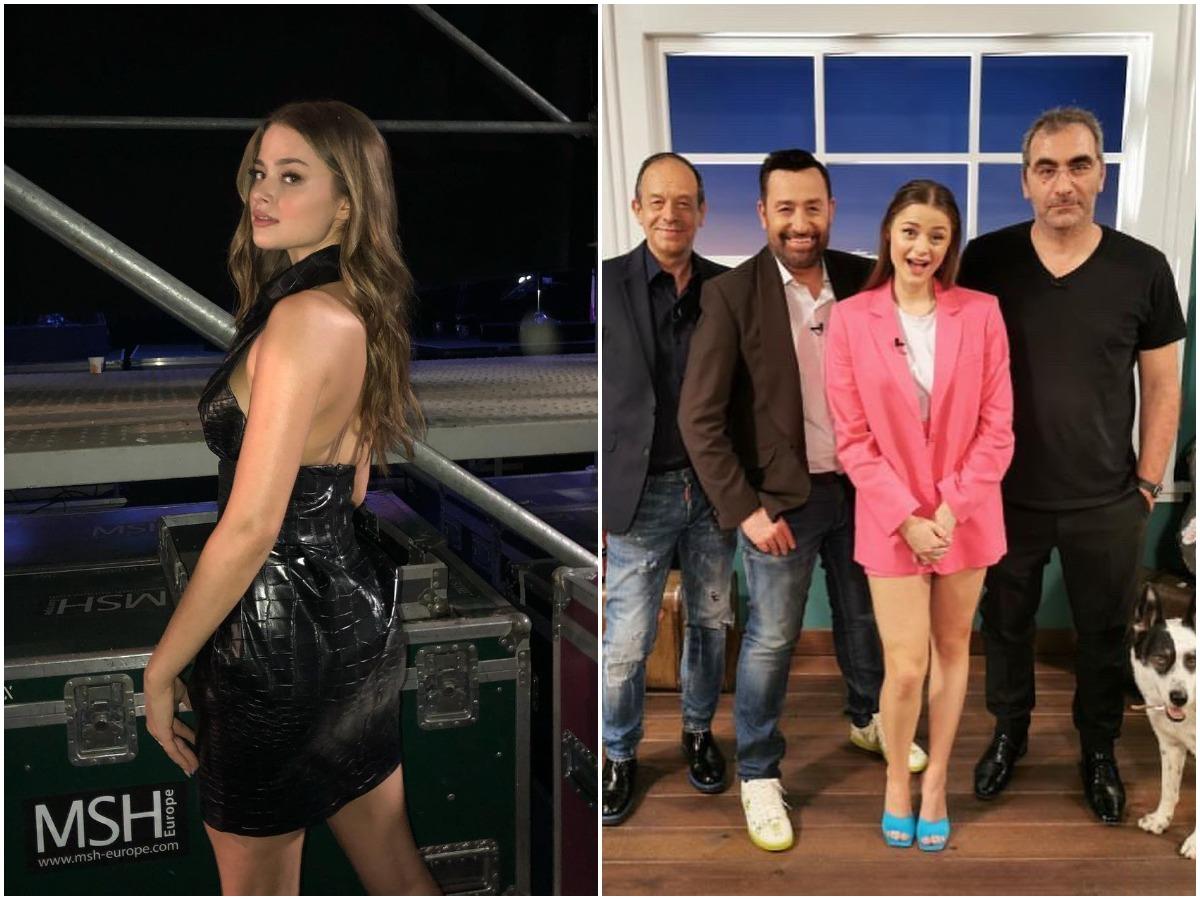 Στεφανία Λυμπερακάκη: Οι λόγοι που την οδήγησαν στον χωρισμό και ο μεγαλύτερος φόβος της στην Eurovision