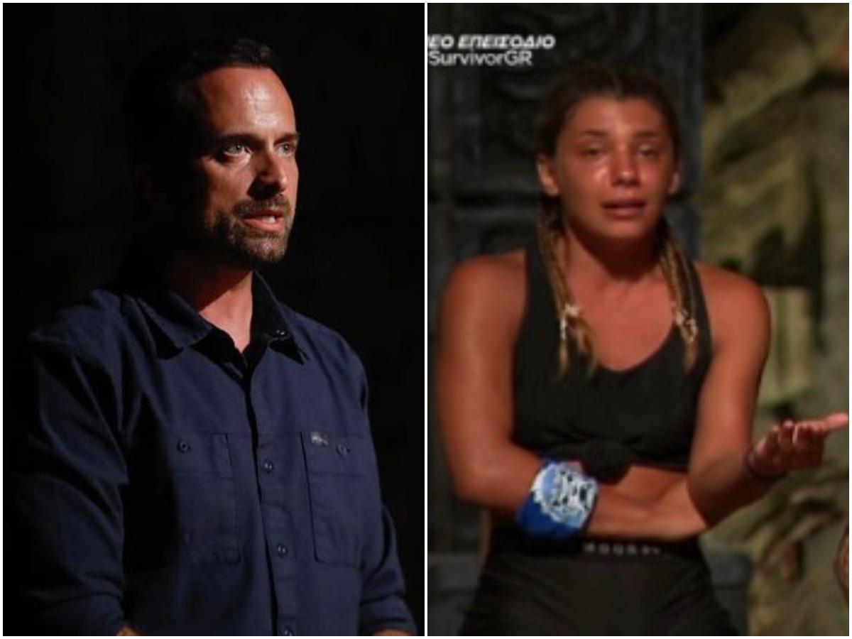 Survivor: Έκπληξη με τον δεύτερο υποψήφιο προς αποχώρηση – Ξέσπασε η Μαριαλένα Ρουμελιώτη