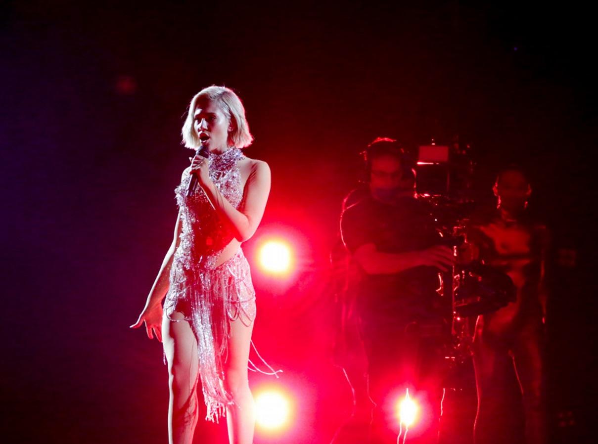 Eurovision 2021 – Έλενα Τσαγκρινού: Η φωτογραφία της στους New York Times