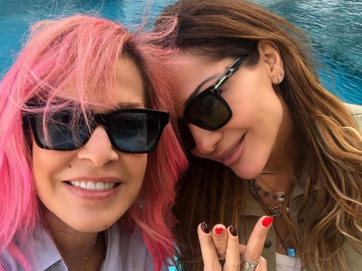 Άννα Βίσση – Δέσποινα Βανδή: Reunion μετά την επική τους μουσική συνάντηση στο J2US – Φωτογραφίες