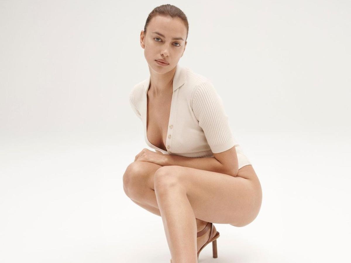 Η Irina Shayk εμφανίστηκε με το αγαπημένο ρούχο της Kim Kardashian