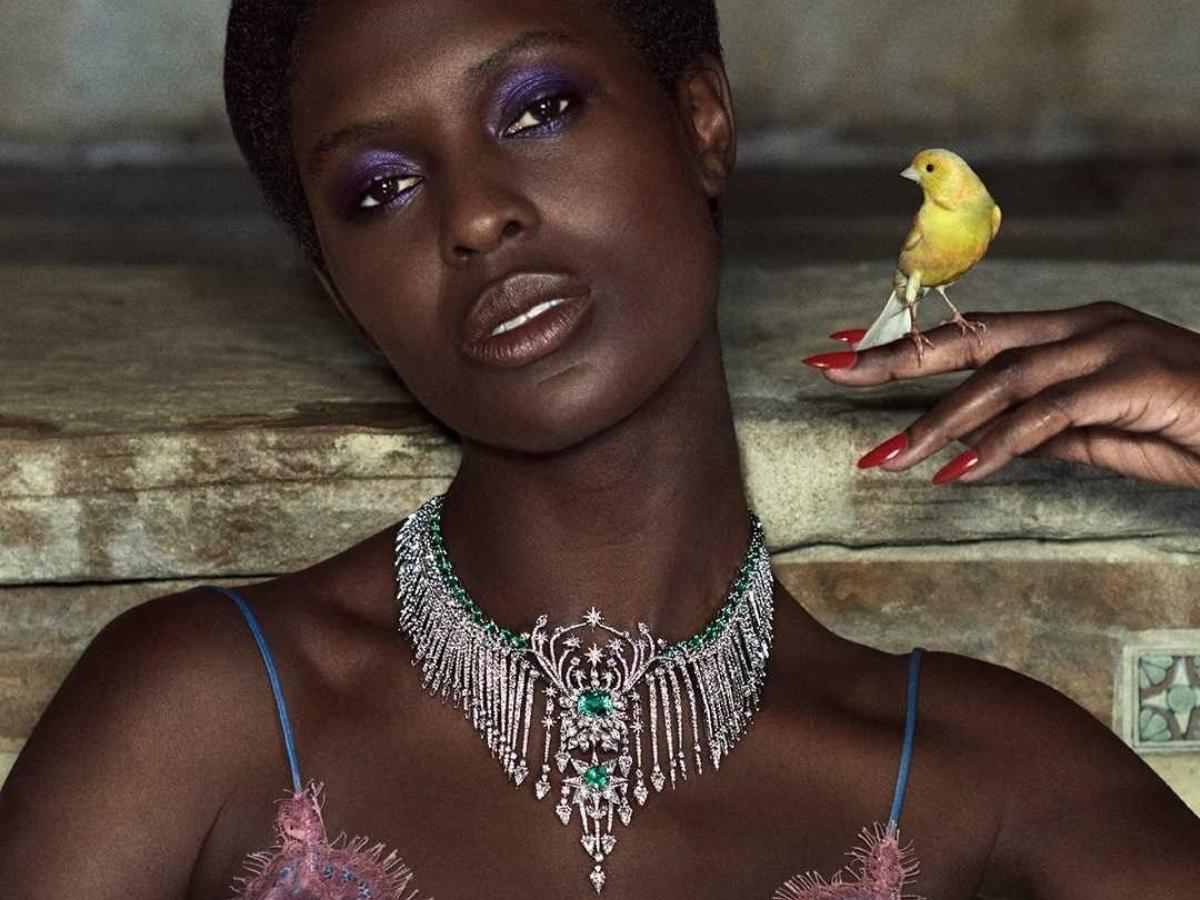 Η Mητέρα Φύση είναι η νέα μούσα του οίκου Gucci