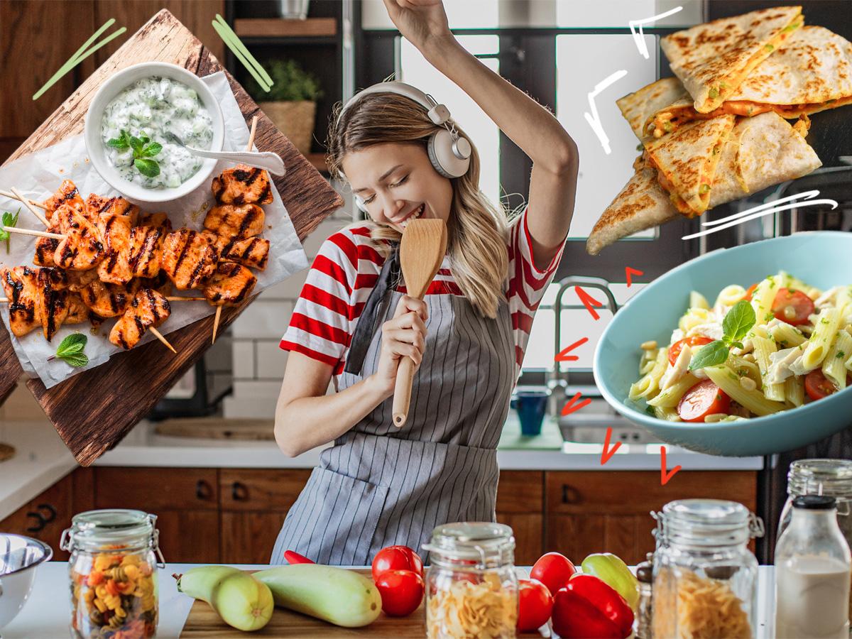 Κάνεις δίαιτα; 5 χορταστικές συνταγές με κοτόπουλο και λιγότερες από 300 θερμίδες