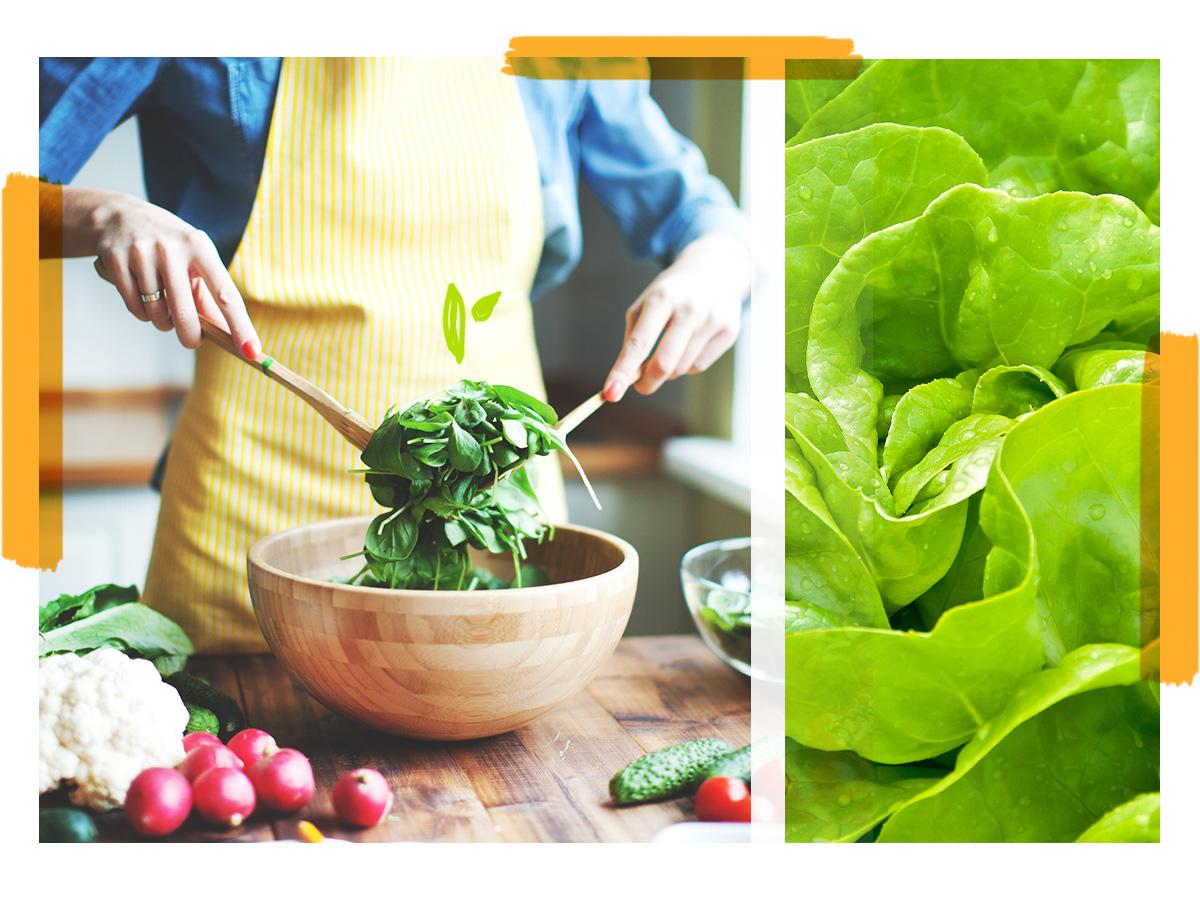 Σαλάτες: 5 λάθη που κάνεις και αυξάνεις τις θερμίδες