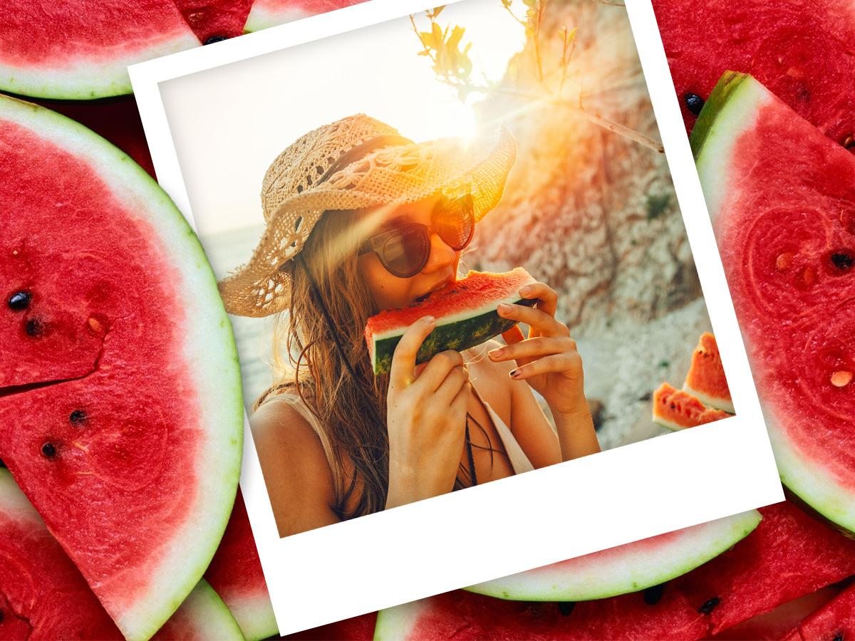 Καρπούζι: Το καλοκαιρινό φρούτο που σε αδυνατίζει και σε ενυδατώνει. Τι άλλο σου προσφέρει;