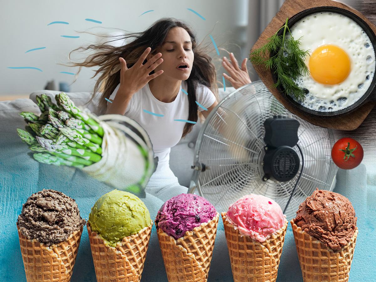 Οι τροφές που καλό είναι να αποφεύγεις τις ζεστές μέρες