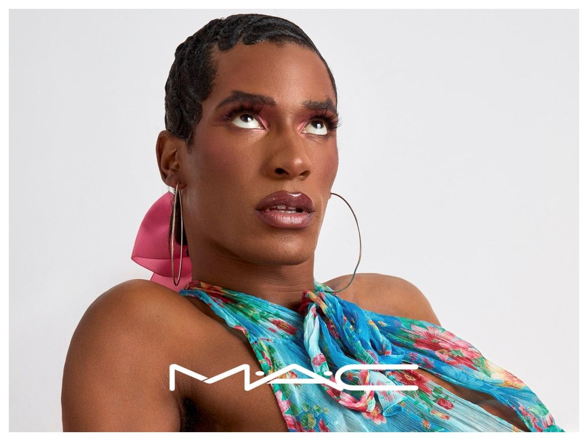 Η νέα συλλογή μακιγιάζ της MAC είναι εμπνευσμένη από το φετινό Pride!