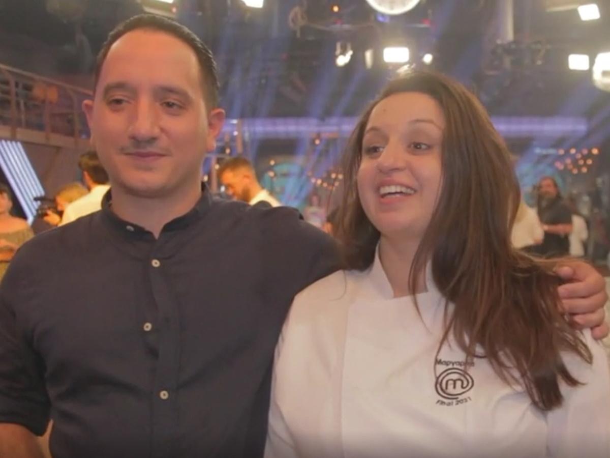 MasterChef – Τελικός: Η Μαργαρίτα Νικολαΐδη στις πρώτες δηλώσεις της, μετά τη μεγάλη νίκη