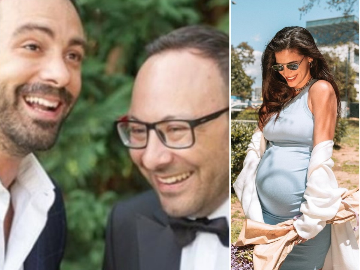 Χριστίνα Μπόμπα – Σάκης Τανιμανίδης: Τι δηλώνει στο TLIFE ο αδερφός του παρουσιαστή για τη γέννηση των διδύμων