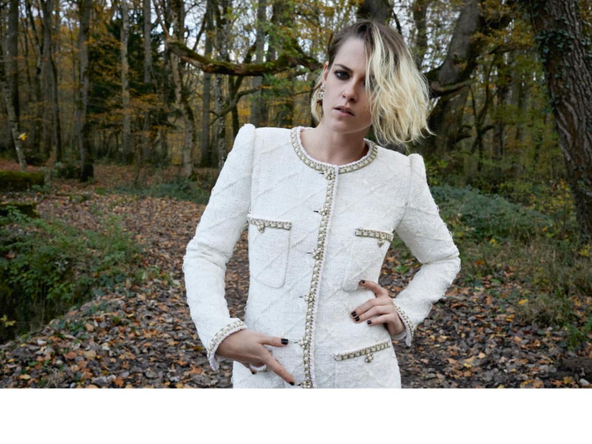 Η Kristen Stewart φωτογραφήθηκε από τον Juergen Teller στην νέα καμπάνια της Chanel