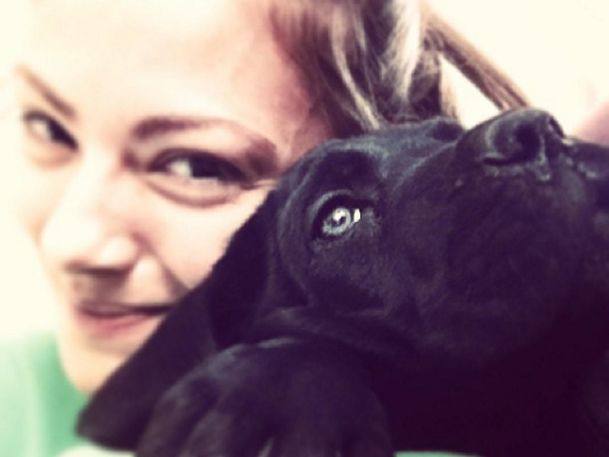 Δέσποινα Καμπούρη: Συγκλονίζει η φωτογραφία με το σκυλάκι της που ξεκίνησε χημειοθεραπεία