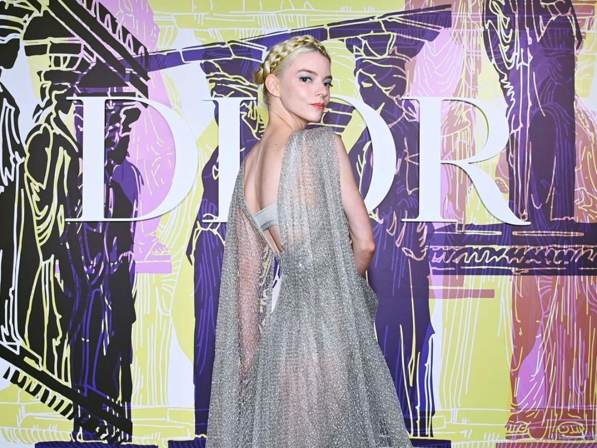 Διάσημες καλεσμένες φόρεσαν Dior δημιουργίες στο μεγάλο show του οίκου