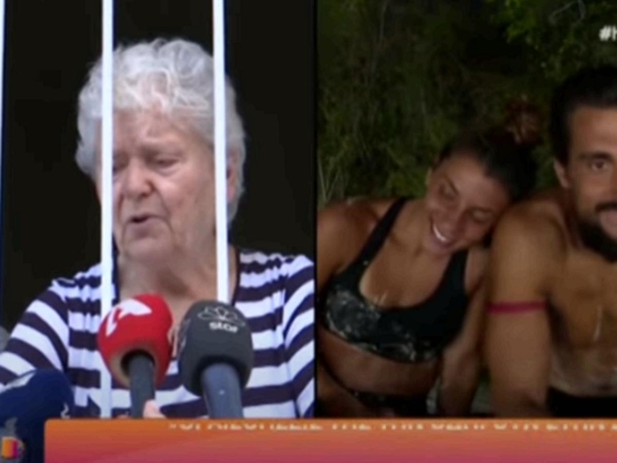 """Μαριαλένα Ρουμελιώτη: Η γιαγιά της """"τα χώνει"""" στον Σάκη Κατσούλη – """"Την έβγαλε από το σπίτι δεν τον θέλουμε"""""""