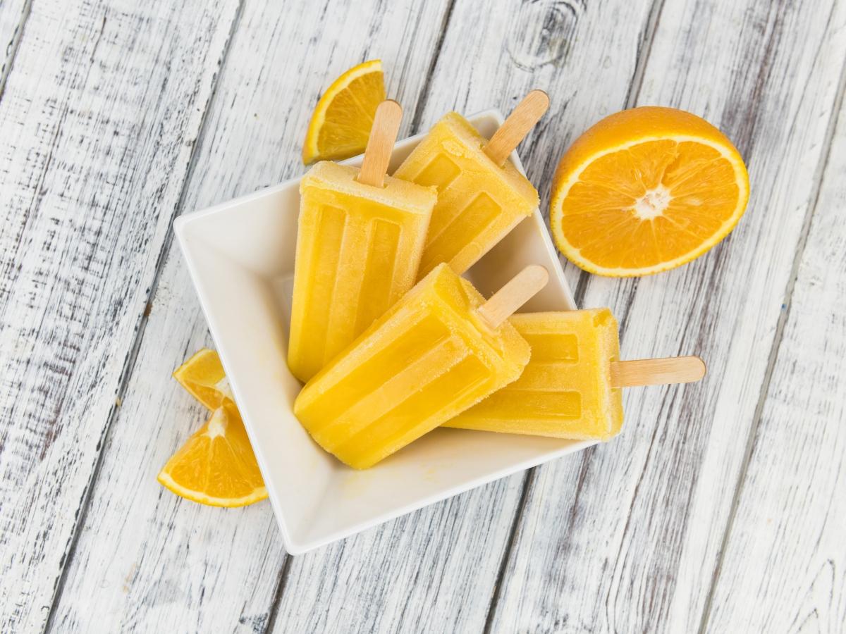 Συνταγή για γρανίτες πορτοκάλι