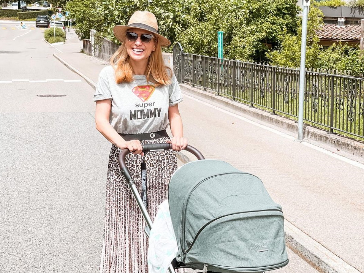 Μαρία Ηλιάκη: Η φωτογραφία από την περίοδο της εγκυμοσύνης και η επική ατάκα