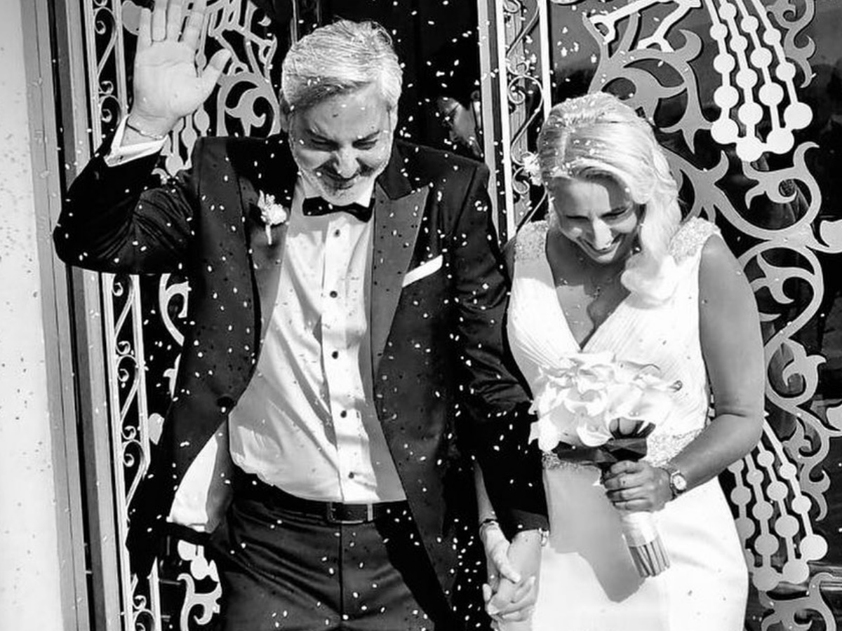 Kατερίνα Παπακωστοπούλου: Έκπληξη! Παντρεύτηκε και το ανακοίνωσε μέσω instagram