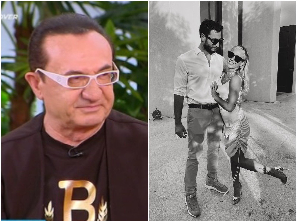 Λευτέρης Πανταζής: Ξεκαθαρίζει αν παντρεύεται η κόρη του, Κόνι Μεταξά τον Μάριο Καπότση