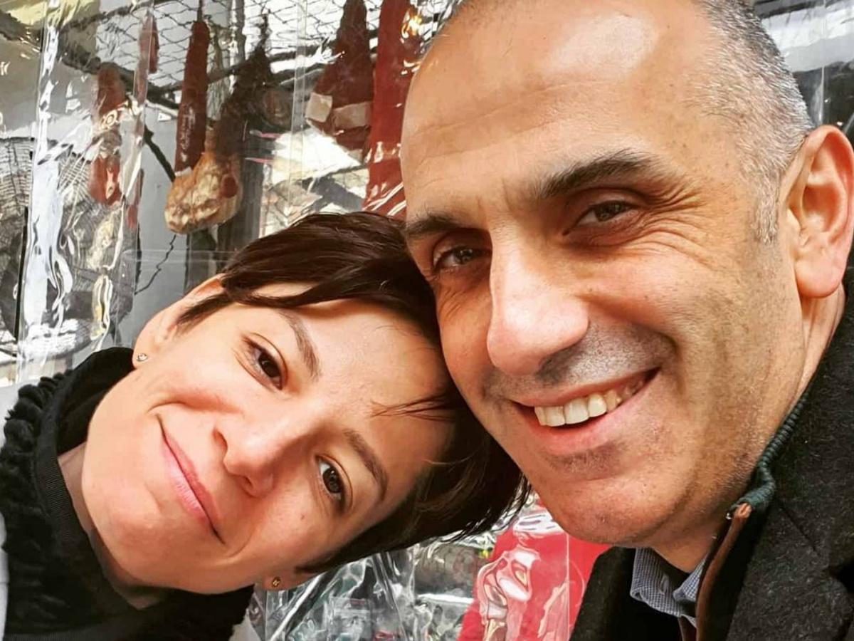 Μανώλης Κωστίδης: Πατέρας στο πρώτο του παιδί – Γέννησε η σύζυγός του, Δανάη Βασιλάκη