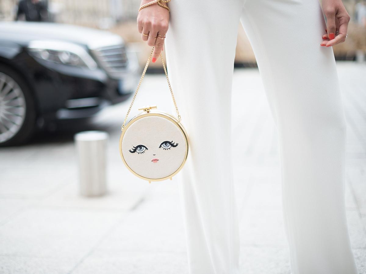 Λευκό παντελόνι: Πώς το φοράει ένα supermodel