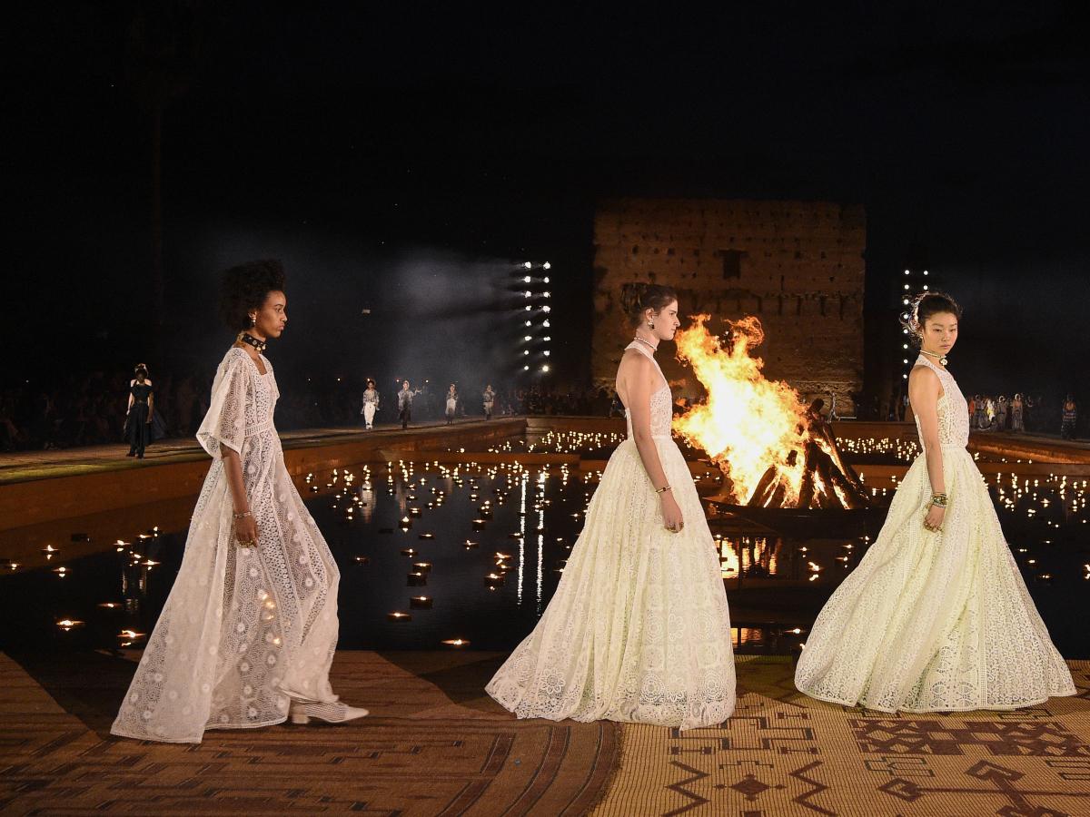 Πώς θα παρακολουθήσεις live το μεγάλο show του Dior που θα γίνει την Πέμπτη
