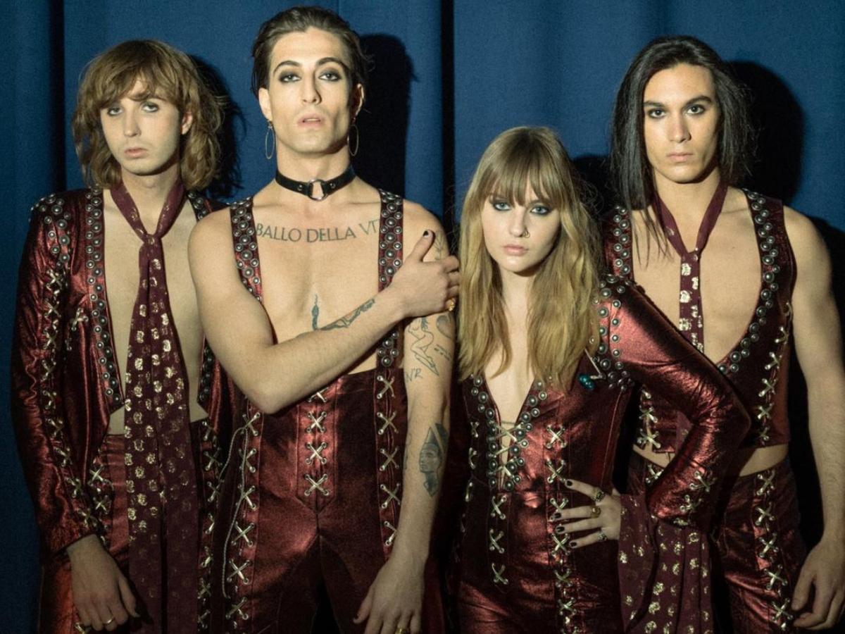 Maneskin: Oι νικητές της φετινής Eurovision στο πρώτο τους high fashion εξώφυλλο