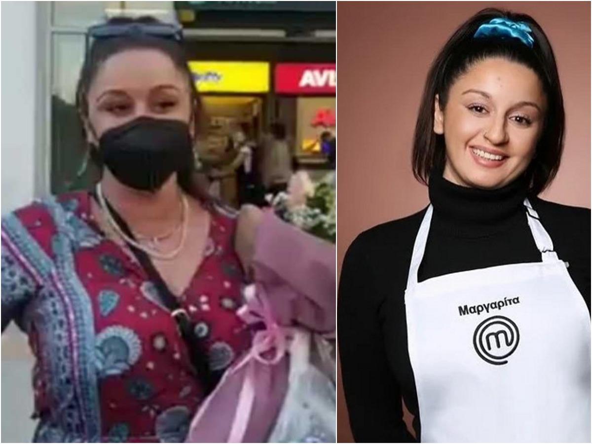 MasterChef – Μαργαρίτα Νικολαΐδη: Θερμή υποδοχή στη Μυτιλήνη