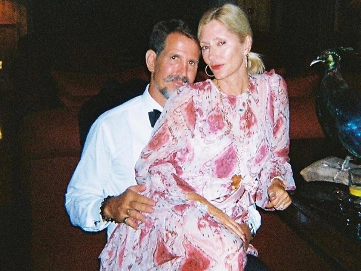 Marie Chantal: Το καυτό φιλί με τον σύζυγό της Παύλο