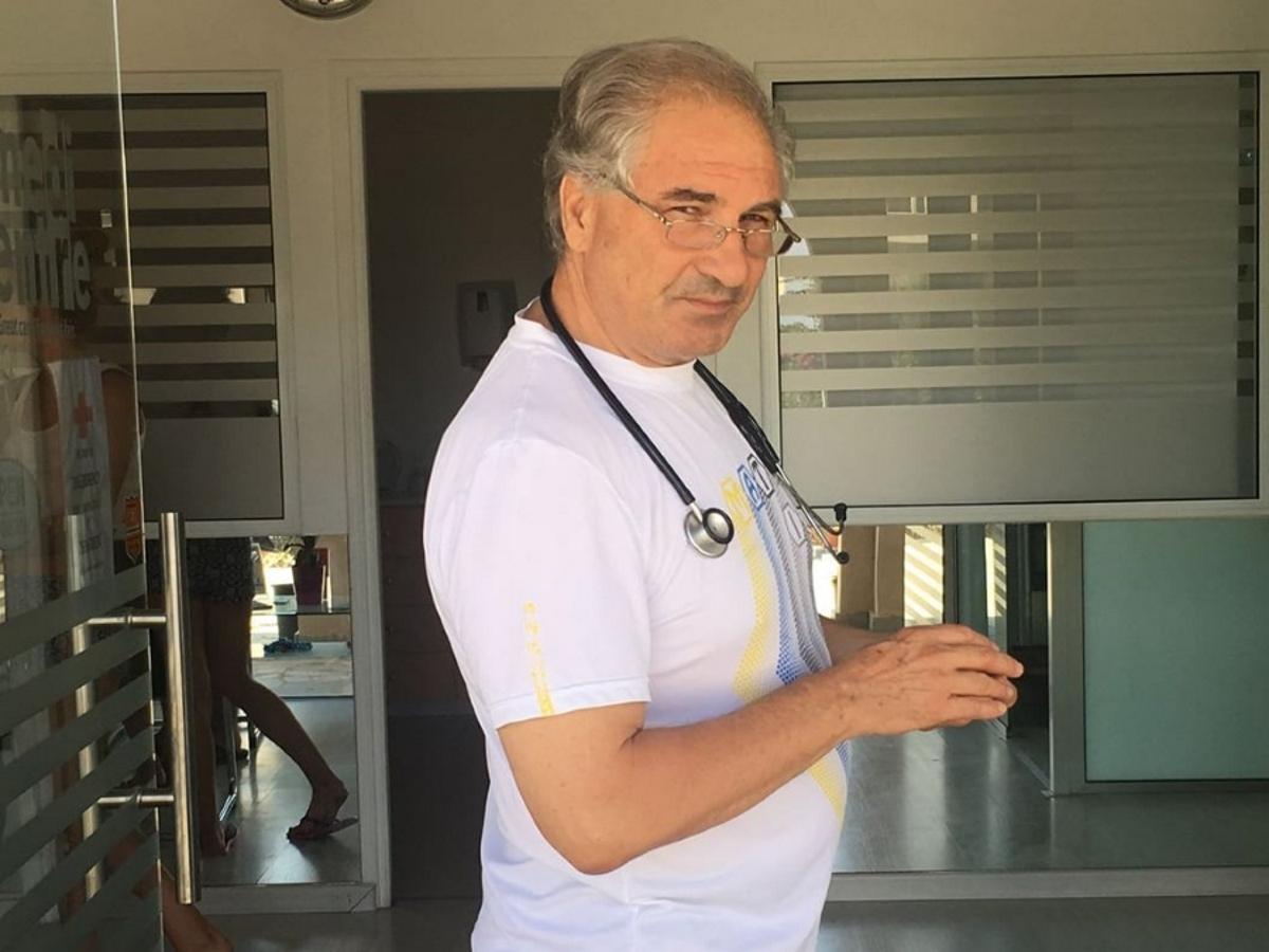 Πέθανε στα 67 του χρόνια από κορονοϊό ο γιατρός Μιχάλης Μάρκου -Ήταν κατά των εμβολίων