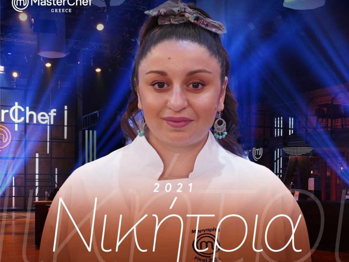 MasterChef – Τελικός: Η Μαργαρίτα Νικολαΐδη είναι η μεγάλη νικήτρια – H πρώτη γυναίκα που κέρδισε το ριάλιτι μαγειρικής