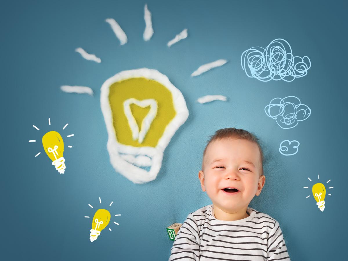 5 δραστηριότητες που κάνουν το μωρό πιο έξυπνο