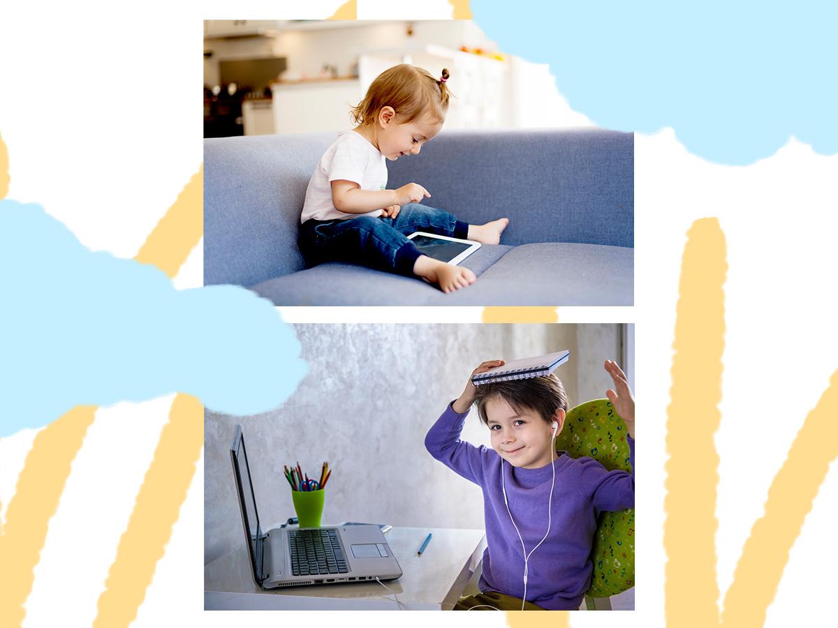 Πώς θα ξεκολλήσεις το παιδί σου από τον υπολογιστή και τα gadgets