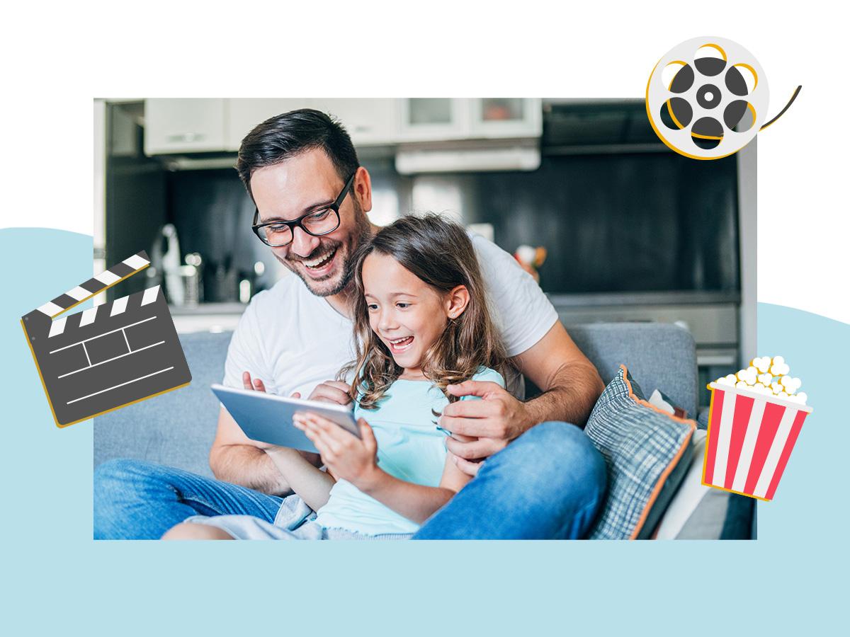 Γιορτή του Πατέρα: Οι ταινίες που μπορούν να δουν ο μπαμπάς και το παιδί μαζί