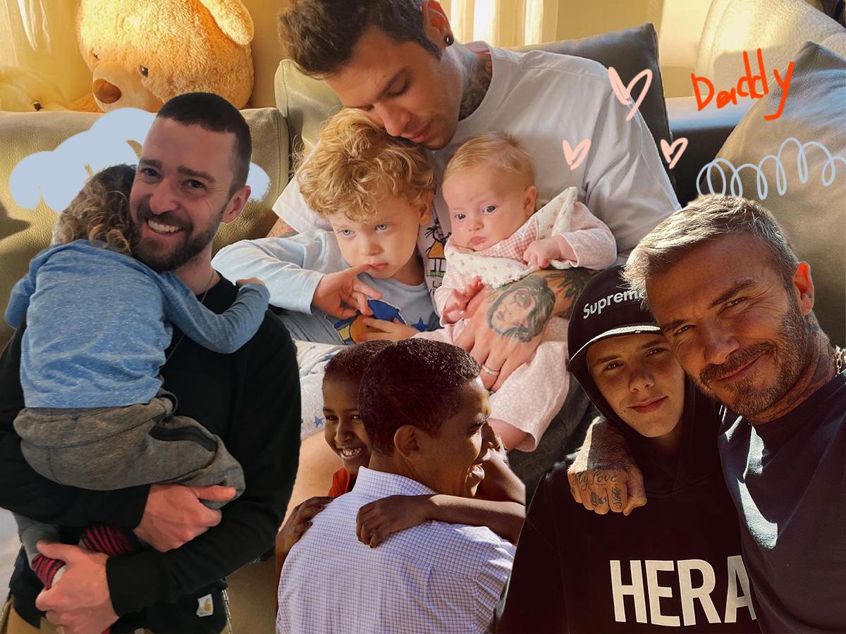 Γιορτή του Πατέρα: 7 διάσημοι μπαμπάδες περιγράφουν τον πιο σημαντικό τους ρόλο