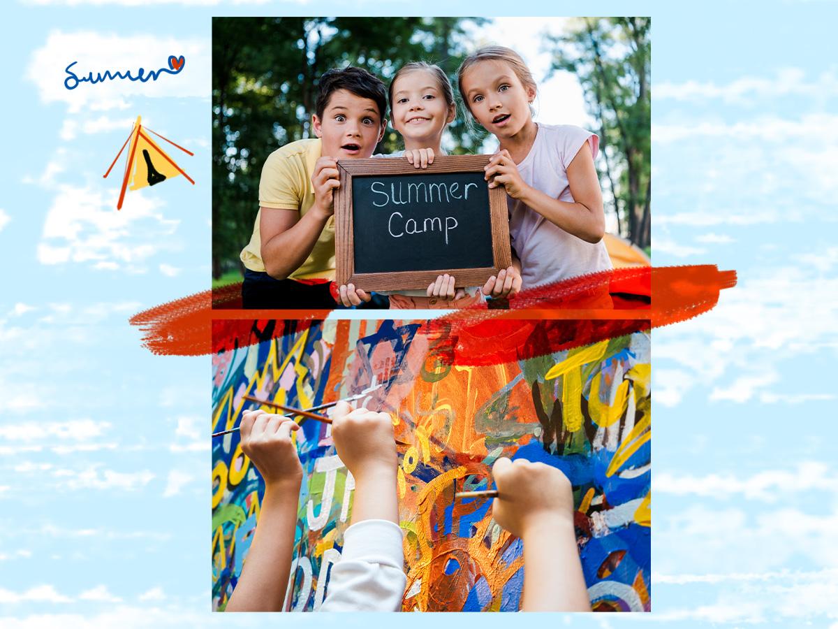 Καλοκαίρι στην πόλη: 5 δημιουργικά summer camps που συνδυάζουν διασκέδαση και μάθηση