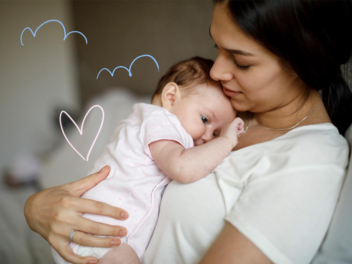 Νεογέννητο: 7 συμπεριφορές του που δεν πρέπει να σε προβληματίσουν